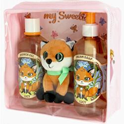 Set cadou pentru copii Kids Set Lucy