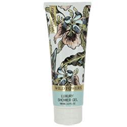 Gel de duș hidratant Wild Flowers(Luxury Shower Gel) 100 ml
