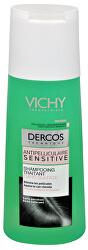 Bezsulfátový šampón proti lupinám pre citlivú pokožku Dercos (Anti-Dandruff Sensitive Treatment Shampoo) 200 ml