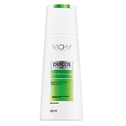 Šampón proti lupinám pre suché vlasy Dercos