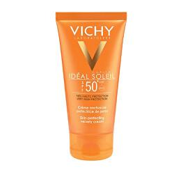 Ochranný krém na obličej SPF 50+ Idéal Soleil 50 ml
