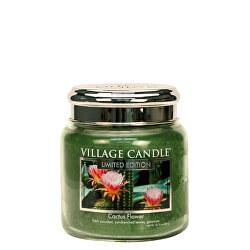 Vonná svíčka ve skle Cactus Flower 389 g