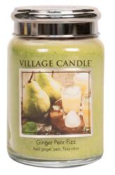 Vonná svíčka ve skle Ginger Pear Fizz 602 g