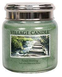 Vonná svíčka ve skle Forest Morning 390 g