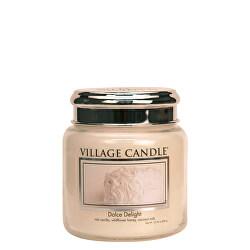 Vonná svíčka ve skle Dolce Delight 390 g