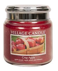 Vonná svíčka ve skle Crisp Apple 390 g