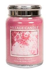 Vonná svíčka ve skle Cherry Blossom 602 g
