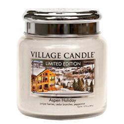 Vonná svíčka ve skle Aspen Holiday 389 g