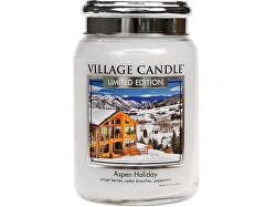 Vonná svíčka ve skle Aspen Holiday 602 g