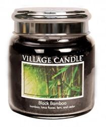 Vonná svíčka ve skle Black Bamboo 390 g
