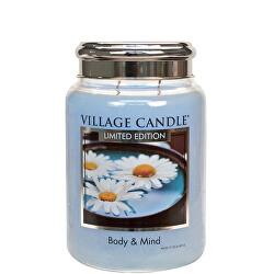 Vonná svíčka ve skle Body & Mind Limited Edition 602 g