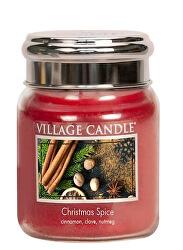Vonná svíčka ve skle Christmas Spice 390 g