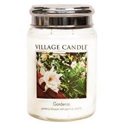 Vonná svíčka ve skle Gardenia 645 g