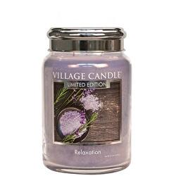 Vonná svíčka ve skle Lavender 602 g