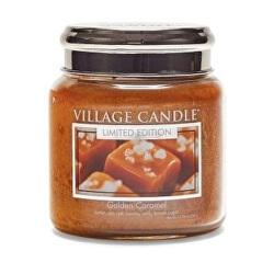 Vonná svíčka ve skle Golden Caramel 390 g