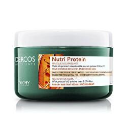 Vyživujúci maska pre suché vlasy Dercos Nutri Protein (Restorative Mask) 200 ml