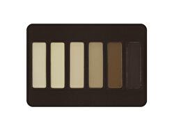 Paletka očních stínů In The Mood Mini (Eye Colour Palette) 7 g