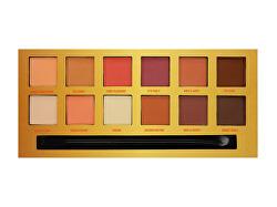 Paletă de farduri de ochi Life's A Peach (Eye Colour Palette) 9,6 g