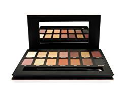 Paletă cu nuanțe pentru ochi Romance (Eye Colour Palette) 11,2 g