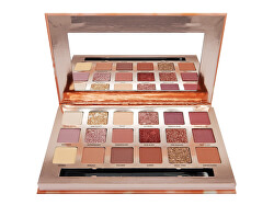 Paletă de farduri de ochi Socialite(Indulgent Multi-Texture d Pressed Pigment Palette) 17 g
