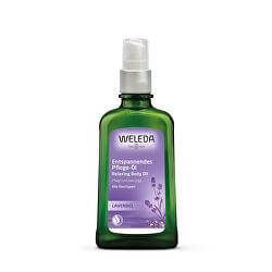 Levandulový zklidňující olej 100 ml