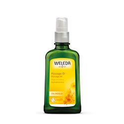 Měsíčkový masážní olej 100 ml