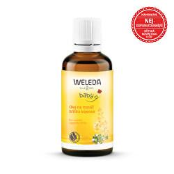 Olej na masáž bříška kojence 50 ml