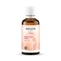 Olej na masáž hráze 50 ml