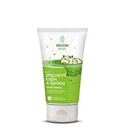 Sprchový krém a šampon 2 v 1 Veselá limetka 150 ml