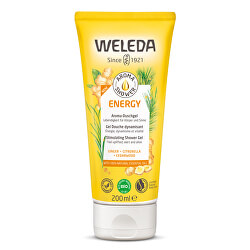 Stimulační sprchový gel Aroma Shower Energy (Stimulating Shower Gel) 200 ml