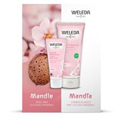 Kosmetická sada Mandlová péče pro citlivou pokožku