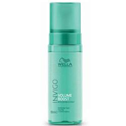 Bezoplachová pěna pro větší objem jemných vlasů Invigo Volume Boost (Bodifying Foam) 150 ml