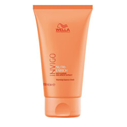 Samozahrievacia maska pre suché a poškodené vlasy Invigo Nutri- Enrich (Warming Express Mask) 150 ml