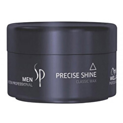 Vosk na vlasy pro muže SP MEN (Precise Shine Classic Wax) 75 ml
