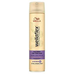 Lak s ultra silnou fixáciou pre jemné vlasy Fullness fot Thin Hair ( Hair spray) 250 ml