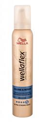 Penové tužidlo s ultra silnú fixáciu pre objem vlasov Wella flex ( Volume & Repair Mousse) 200 ml