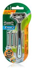 Holicí strojek pro muže Wilkinson Xtreme3 Hybrid