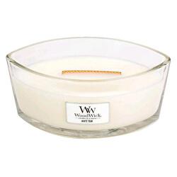 Vonná svíčka loď White Teak 453,6 g