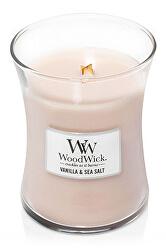 Vonná svíčka váza Vanilla & Sea Salt 275 g