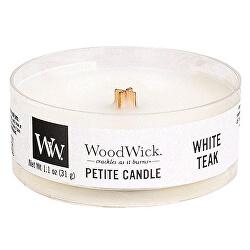 Vonná svíčka Petite White Teak 31 g