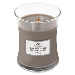 Vonná svíčka váza Black Amber & Citrus 275 g
