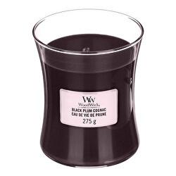 Illatgyertya váza Black Plum Cognac 275 g