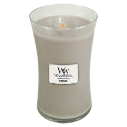 Vonná svíčka váza Fireside 609,5 g