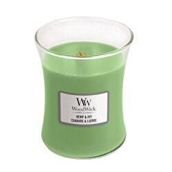 Vonná svíčka váza Hemp & Ivy 275 g