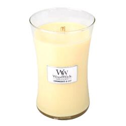 Vonná svíčka váza Lemongrass & Lily 609,5 g