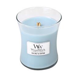 Vonná svíčka váza Sea Salt & Cotton 275 g