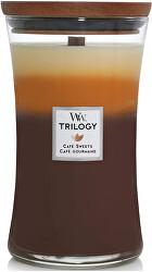 Vonná sviečka váza Trilogy Cafe Sweets 609,5 g