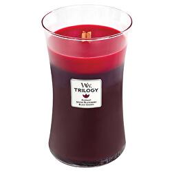 Vonná svíčka váza Trilogy Sun-Ripened Berries 609,5 g