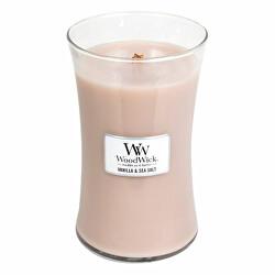 Vonná svíčka váza Vanilla & Sea Salt 609,5 g