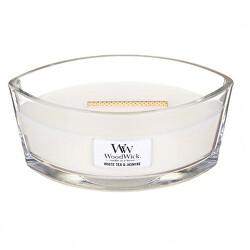 Vonná svíčka loď White Tea & Jasmine 453,6 g